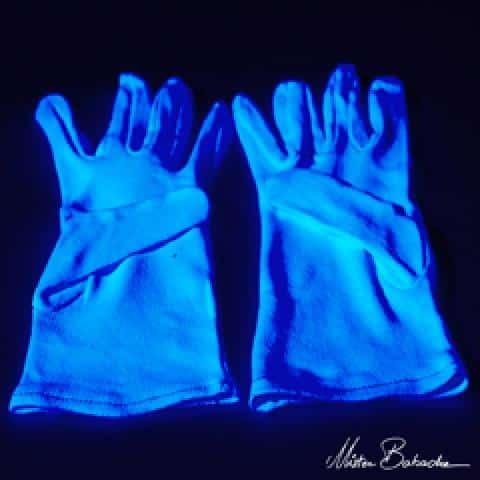 Gants UV Blanc-0