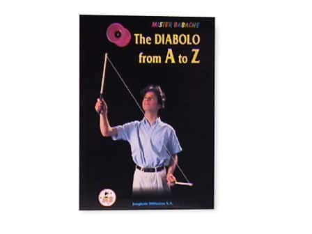Livre : Diabolo from A to Z-0