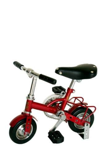 "Mini Bike 6"" Rouge-0"