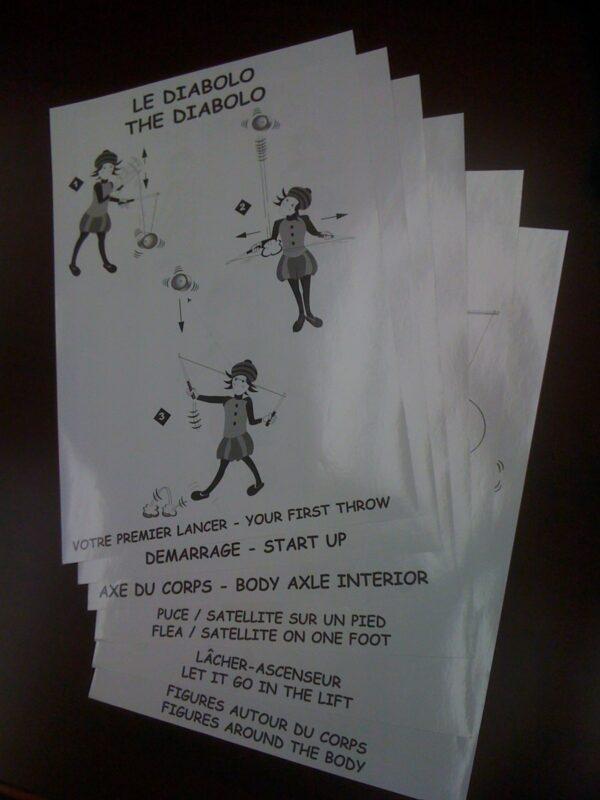 Kit de 6 affiches pour Diabolo-0