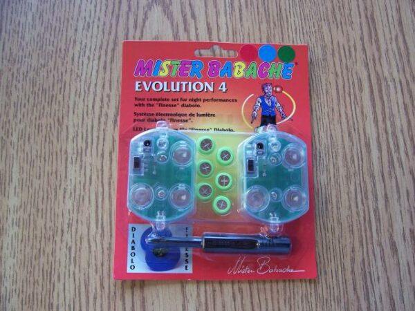 Diabolo Evolution Kit 4 Lights-0