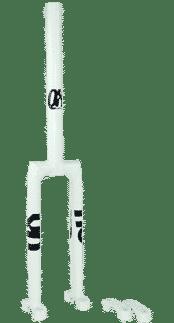 "Cadre QX-Series 20"" Longneck Blanc-0"