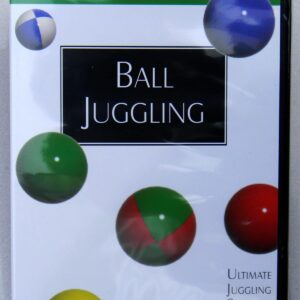 DVD Ball Juggling Ultimate Juggling Series-0