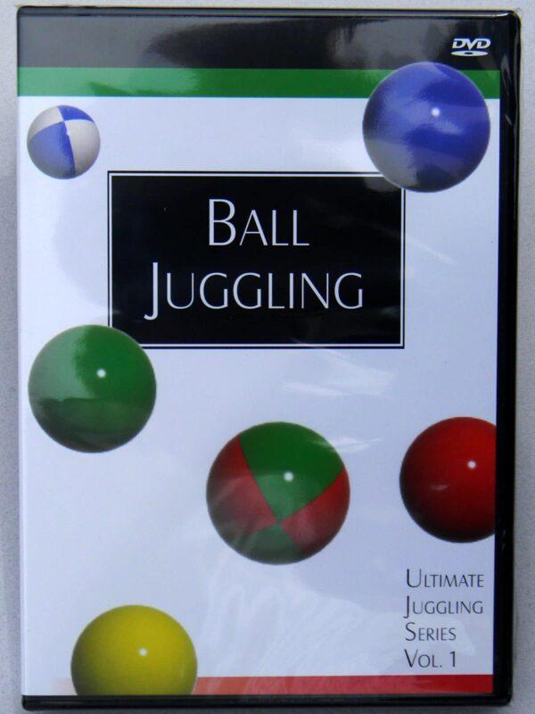 DVD Ball Juggling Ultimate Juggling Series-0