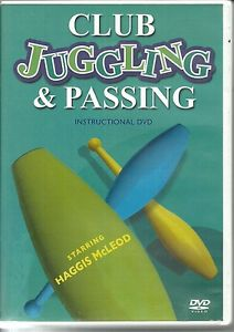 DVD Club Juggling and Passing-0