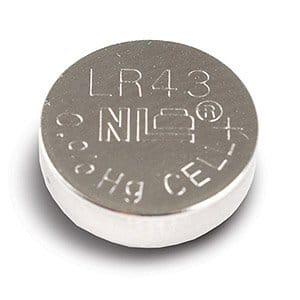 Battery LR43-0