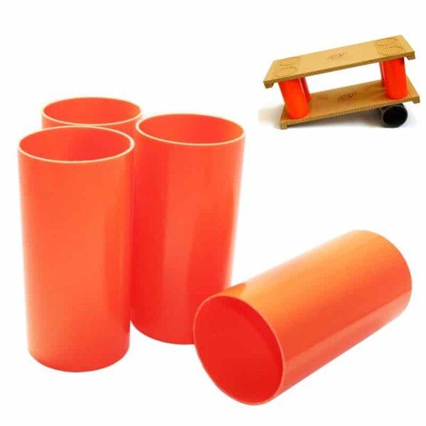 Rolla Bolla tube 20cm x 4 pour étage-2332
