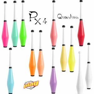 Quille PX4 Quantum avec poignée noire lisse-0
