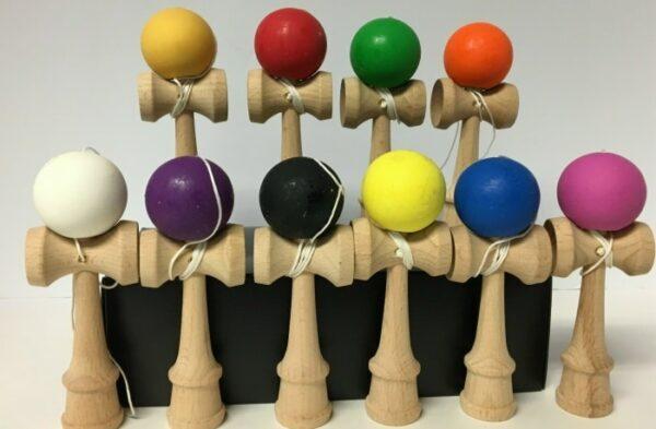 Mini kendama pleine couleur-0
