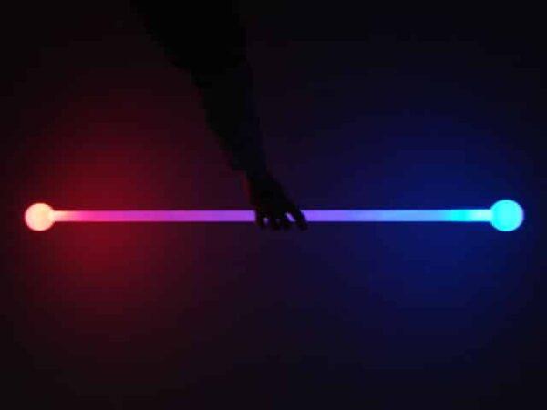 Bâton de manipulation lumineux 1'' diametre 1.4m-0