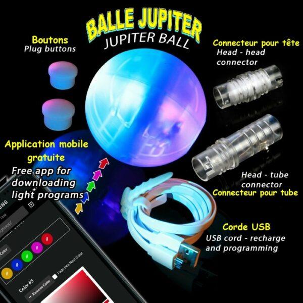Balle Jupiter-0