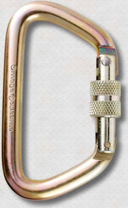 1/2in Locking D Steel NFPA-0
