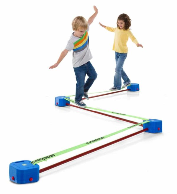 Balance Blox Slackline pour jeunes enfants-3110