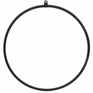 Cerceau aérien 85cm 1 point noir perlé-0