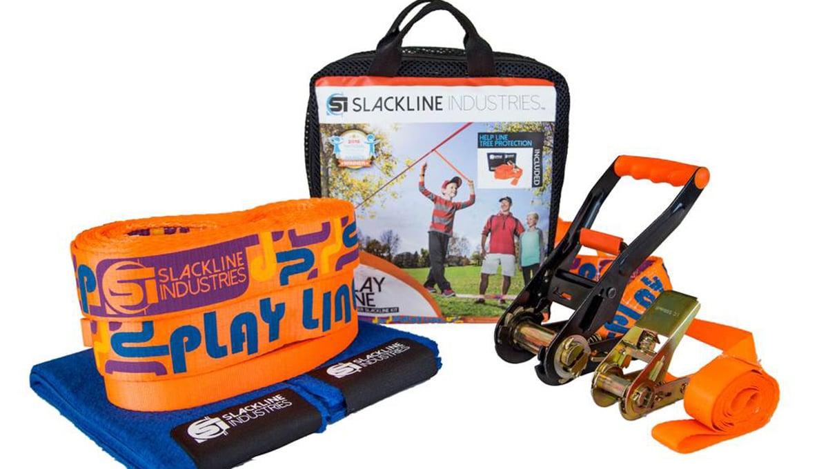 Slackline Play Line